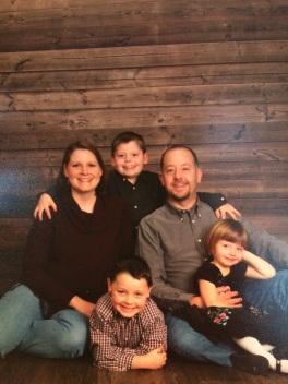 Glenn Family Pic